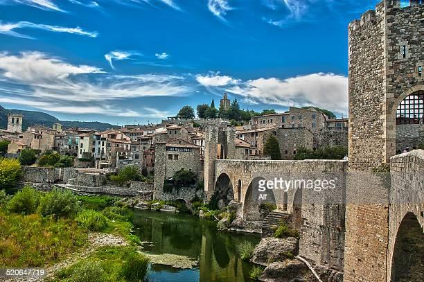 Girona - Besalu (medieval bridge)