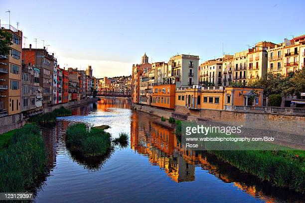 Girona, Onyar River