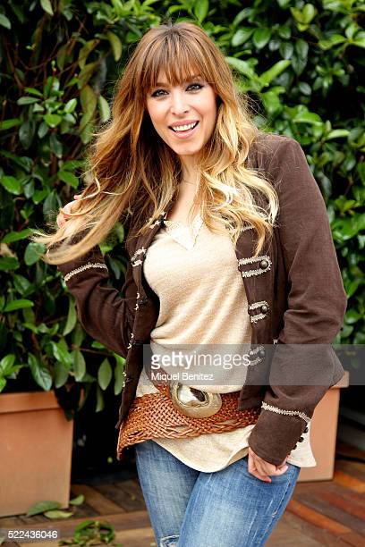 Gisela Llado Canovas 'Gisela' attends the Barcelona Open Banc Sabadell 64th Conde de Godo Trophy at Real Club de Tenis Barcelona on April 19 2016 in...