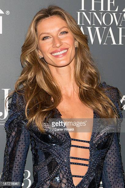 Gisele Bndchen attends the WSJ Magazine's 'Innovator Of The Year' Awards 2013>> at The Museum of Modern Art on November 6 2013 in New York City