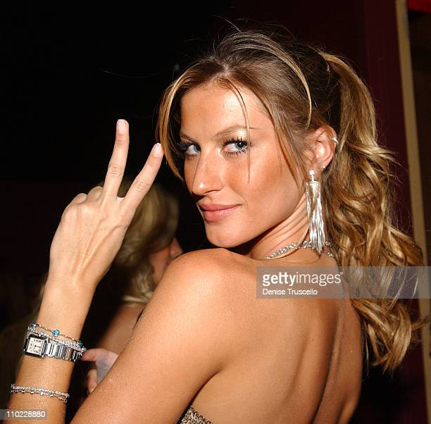 Gisele Bundchen during 'Angels Across America' in Las Vegas The Palms Hotel and Casino Resort 3rd Year Anniversary at The Palms Hotel and Casino...