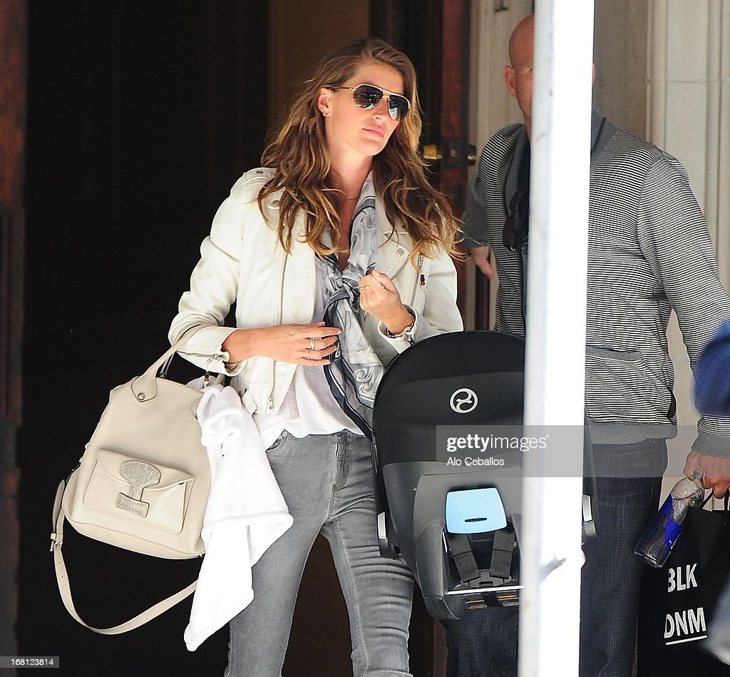 <a gi-track='captionPersonalityLinkClicked' href=/galleries/search?phrase=Gisele+Bundchen&family=editorial&specificpeople=201815 ng-click='$event.stopPropagation()'>Gisele Bundchen</a> is seen on May 5, 2013 in New York City.