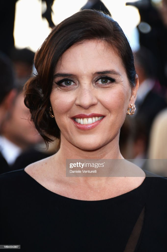 Gisella Marengo attends the Premiere of 'The Immigrant' at The 66th Annual Cannes Film Festival at Palais des Festivals on May 24, 2013 in Cannes, France.