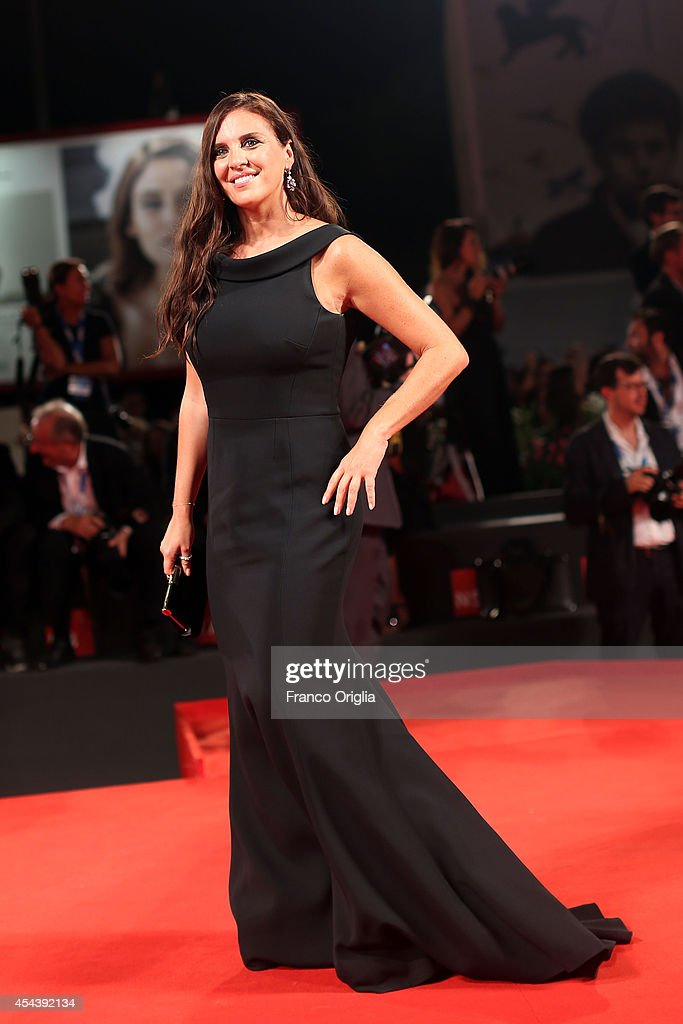 Gisella Marengo attends the 'The Humbling' Premiere during the 71st Venice Film Festival on August 30 2014 in Venice Italy