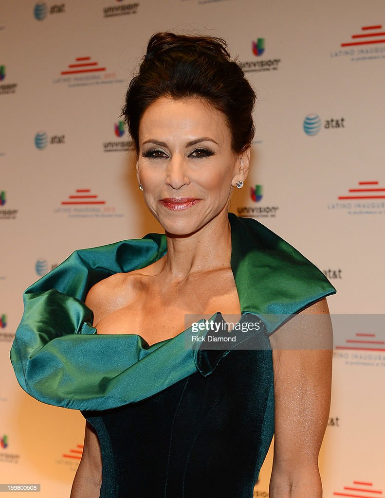 Giselle Fernandez attends Latino Inaugural 2013: In Performance at Kennedy Center at The Kennedy Center on January 20, 2013 in Washington, DC.