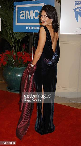 Giselle Fernandez during The 17th Annual American Cinematheque Award Honoring Denzel Washington at Beverly Hilton Hotel in Beverly Hills California...