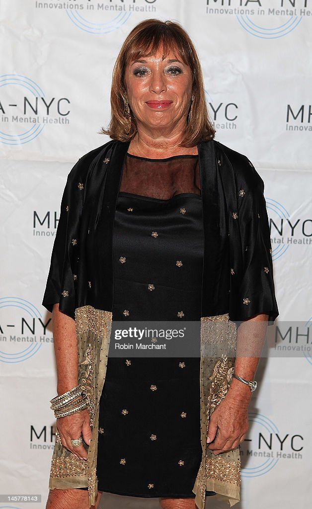 Giselle Stolper attends Bridges To Mental Health: A Celebration Of Hope Gala at Cipriani 42nd Street on June 5, 2012 in New York City.