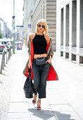 Street Style - Berlin - July 22, 2019