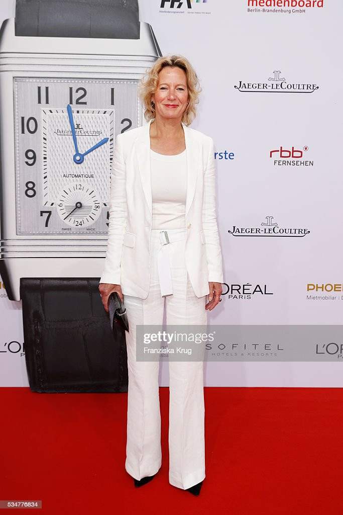 Gitta Deutz during the Lola German Film Award (Deutscher Filmpreis) 2016 on May 27, 2016 in Berlin, Germany.