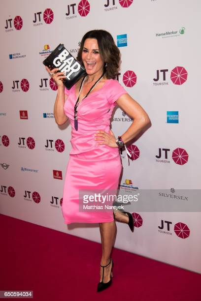 Gitta Saxx attends the JT Touristik party at Hotel De Rome on March 9 2017 in Berlin Germany