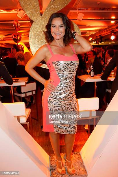 Gitta Saxx during the celebration of the 45th anniversary of Playboy Germany at Upside East on June 7 2017 in Munich Germany
