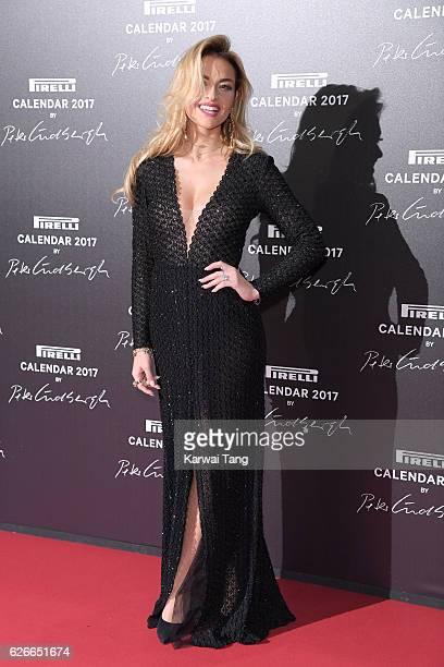 Giulia Gaudino attends the 2017 Pirelli Calendar Gala Dinner at La Cite Du Cinema on November 29 2016 in SaintDenis France