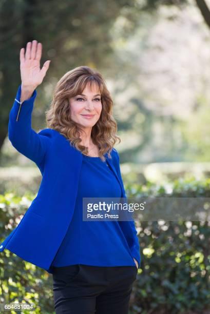 Giuliana De Sio attends the photocall of 'La Verità vi spiego sull'Amore'