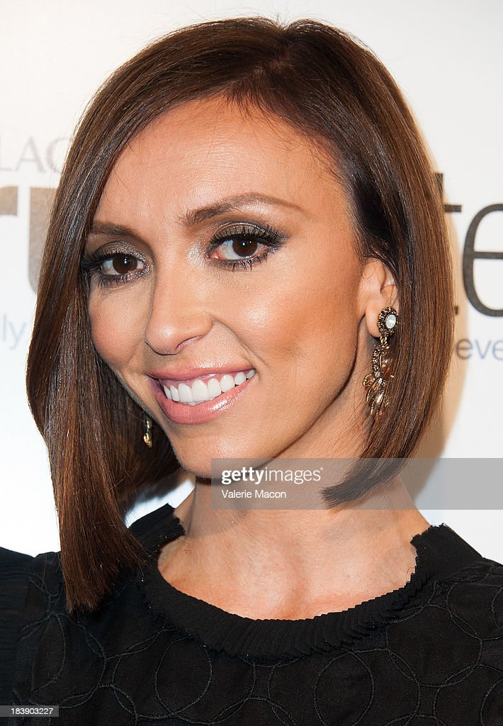 <a gi-track='captionPersonalityLinkClicked' href=/galleries/search?phrase=Giuliana+Rancic&family=editorial&specificpeople=556124 ng-click='$event.stopPropagation()'>Giuliana Rancic</a> arrives at Life & Style's Hollywood In Bright Pink Event Hosted By <a gi-track='captionPersonalityLinkClicked' href=/galleries/search?phrase=Giuliana+Rancic&family=editorial&specificpeople=556124 ng-click='$event.stopPropagation()'>Giuliana Rancic</a> at Bagatelle on October 9, 2013 in Los Angeles, California.