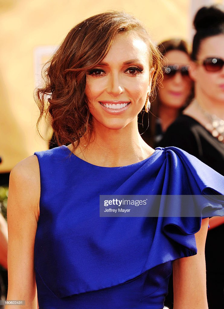 Giuliana Rancic arrives at the 19th Annual Screen Actors Guild Awards at the Shrine Auditorium on January 27, 2013 in Los Angeles, California.