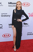 Giuliana Rancic arrives at the 2015 Billboard Music Awards at MGM Garden Arena on May 17 2015 in Las Vegas Nevada