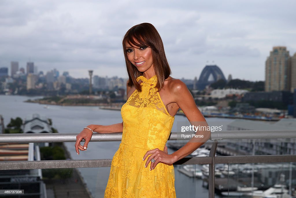Giuliana Rancic attends a media call ahead of the 2015 ASTRA Awards on March 10, 2015 in Sydney, Australia. The ASTRA Awards is an annual event rewarding creativity, diversity and quality in Australian subscription television.