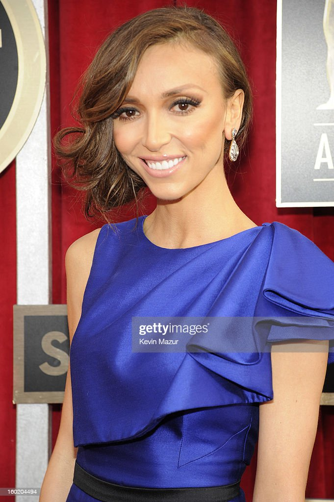 Giuliana Rancic attends the 19th Annual Screen Actors Guild Awards at The Shrine Auditorium on January 27, 2013 in Los Angeles, California. (Photo by Kevin Mazur/WireImage) 23116_016_0027.jpg