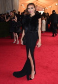 Giuliana Rancic attends the 'Charles James Beyond Fashion' Costume Institute Gala at the Metropolitan Museum of Art on May 5 2014 in New York City