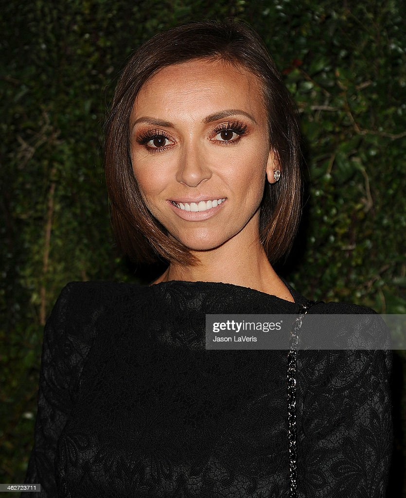 <a gi-track='captionPersonalityLinkClicked' href=/galleries/search?phrase=Giuliana+Rancic&family=editorial&specificpeople=556124 ng-click='$event.stopPropagation()'>Giuliana Rancic</a> attends the release of 'Find It In Everything' at Chanel Boutique on January 14, 2014 in Beverly Hills, California.