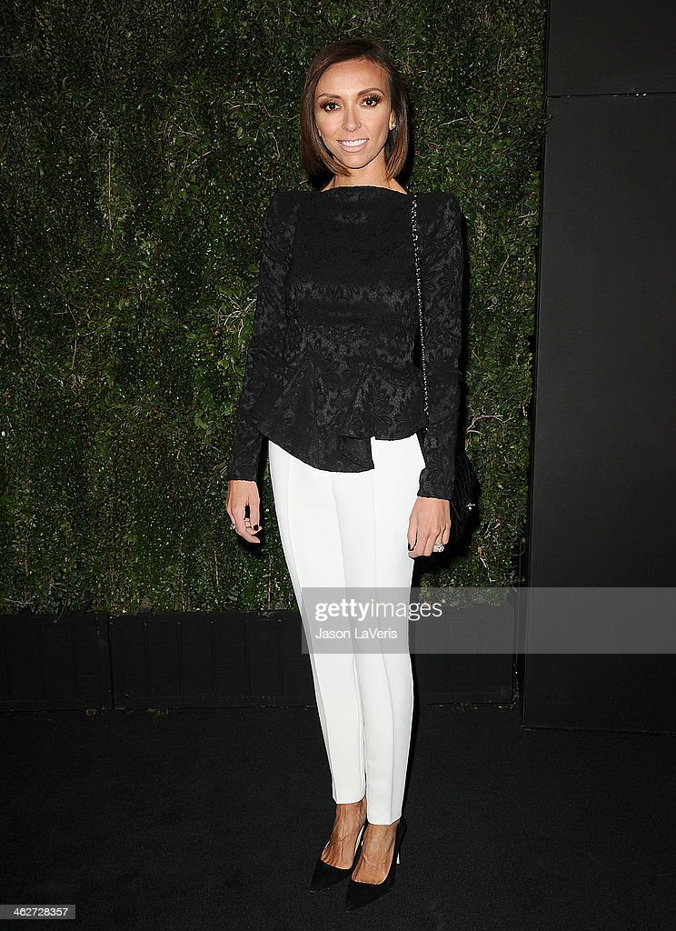 Giuliana Rancic attends the release of 'Find It In Everything' at Chanel Boutique on January 14, 2014 in Beverly Hills, California.