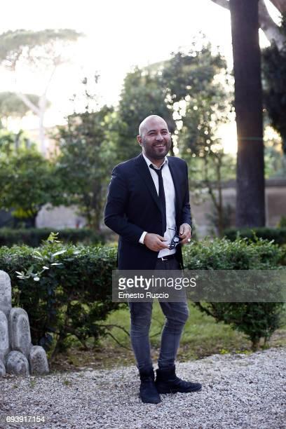 Giuliano Sangiorgi attends Ciak D'Oro 2017 at Link Campus University on June 8 2017 in Rome Italy