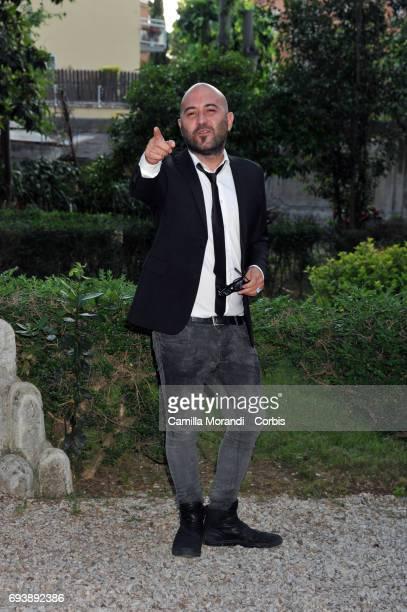 Giuliano Sangiorgi attends Ciak D'Oro 2017 on June 8 2017 in Rome Italy