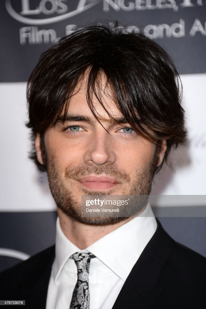 Giulio Berruti attends the 9th Annual L.A. Italia Film, Fashion And Art's Festival Closing Night Awards Ceremony at TCL Chinese Theatre on February 28, 2014 in Hollywood, California.