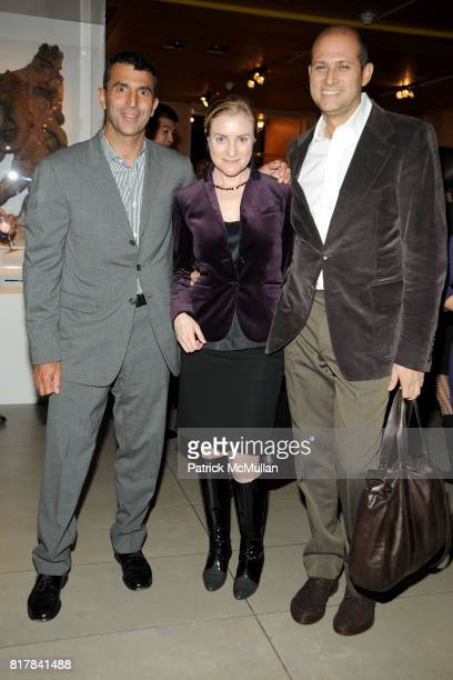 Giulio Capua Jennifer Catto and Bill Pittel attend Opening Night Gala for The 38th Annual KIPS BAY DECORATOR SHOW HOUSE at Kips Bay Show House and...