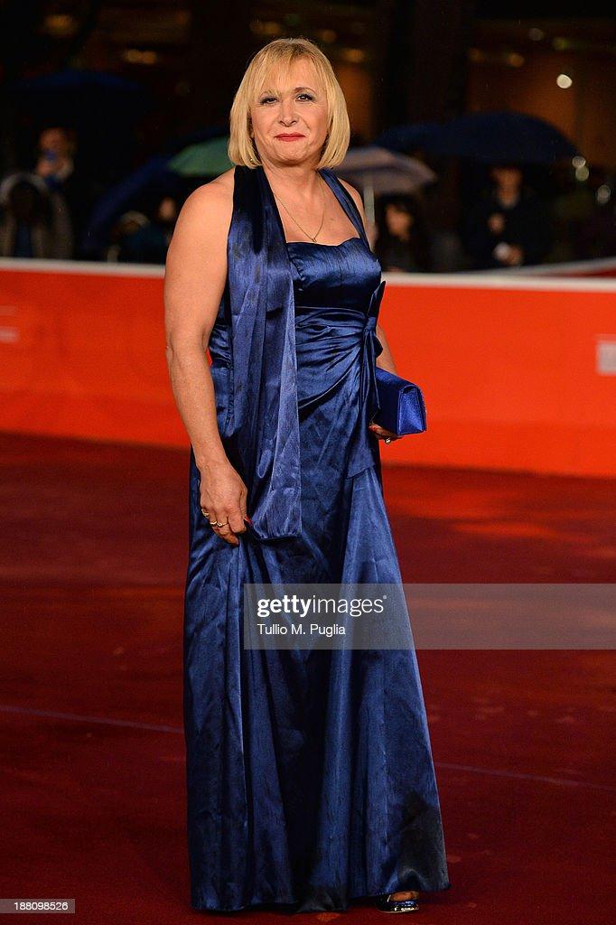 Giuseppe Della Pelle attend the 'Fuoristrada' Premiere during The 8th Rome Film Festival at Auditorium Parco Della Musica on November 15, 2013 in Rome, Italy.
