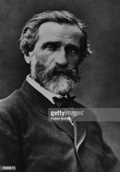 Giuseppe Fortunino Francesco Verdi the Italian composer