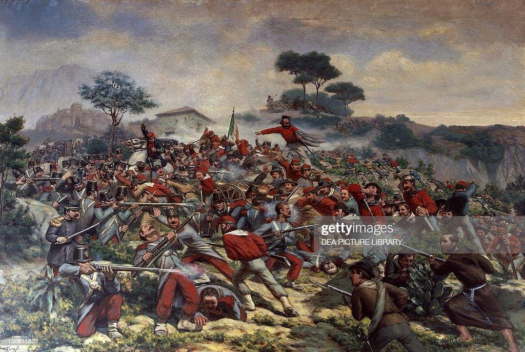 Image result for calatafimi battle images