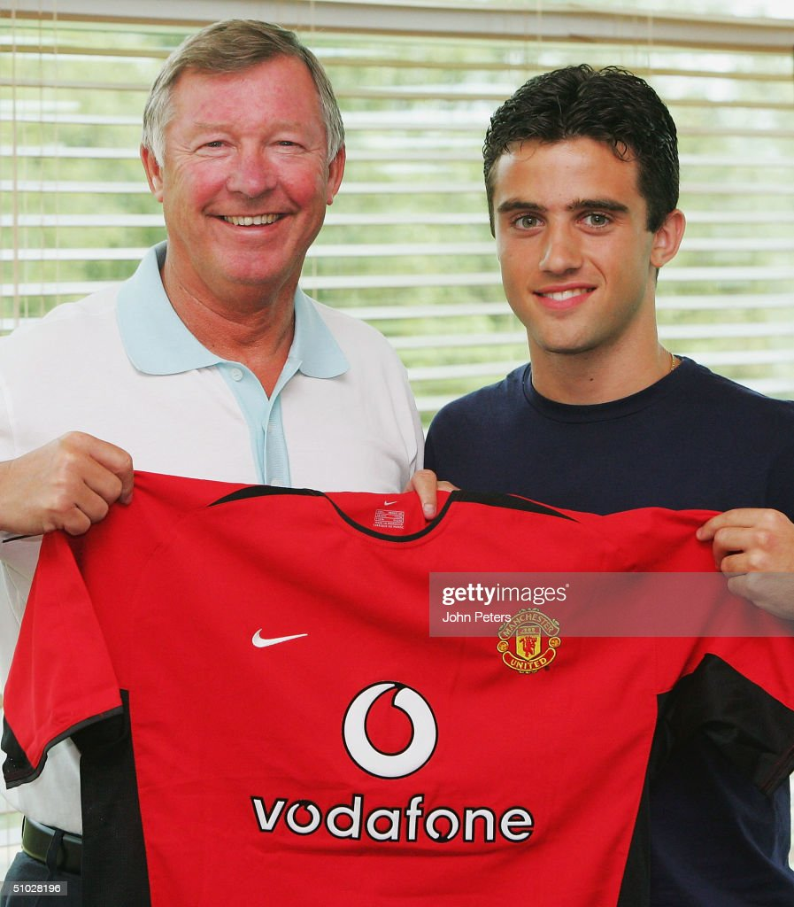 Manchester United Sign Italian Teenager Giuseppe Rossi s and