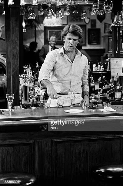 CHEERS 'Give Me a Ring Sometime' Episode 1 Air Date Pictured Ted Danson as Sam Malone