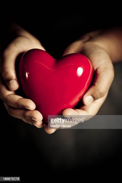Oferecendo um coração
