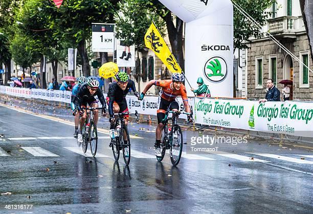 Donner un coup de main sur les championnats du monde de cyclisme sur route
