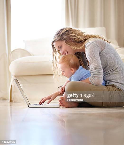 Mère, donner de bons conseils
