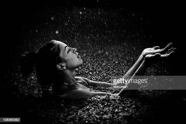 Giving thanks for rain