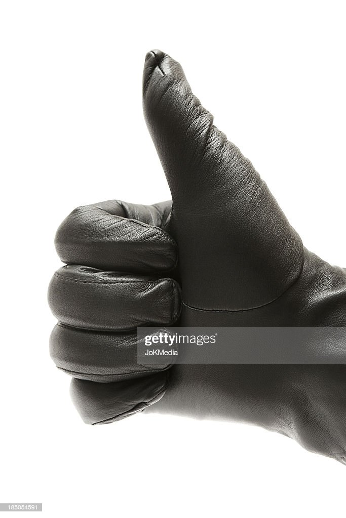 Giving Thumbs Up
