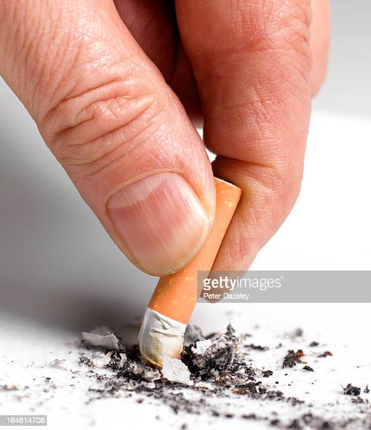 Giving up smoking for new year