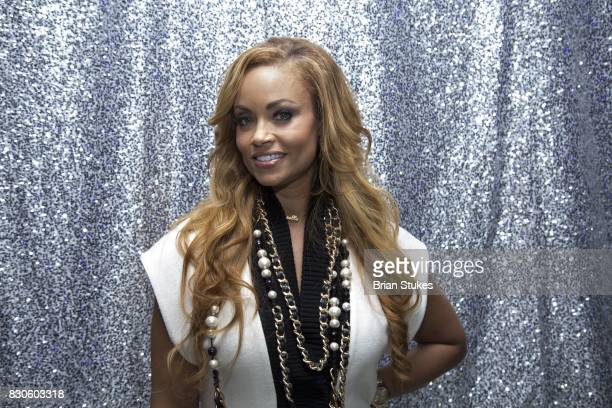Gizelle Bryant attends 'Cupcakes With Sheree DC' Meet Greet Affair and book signing for 'Wives Fiancees and SideChicks of Hotlanta' at Stonefish...