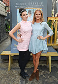 Gizzi Erskine and Millie Mackintosh attend the book launch party for 'Gizzi's Healthy Appetite Food To Nourish The Body And Feed The Soul' by chef...