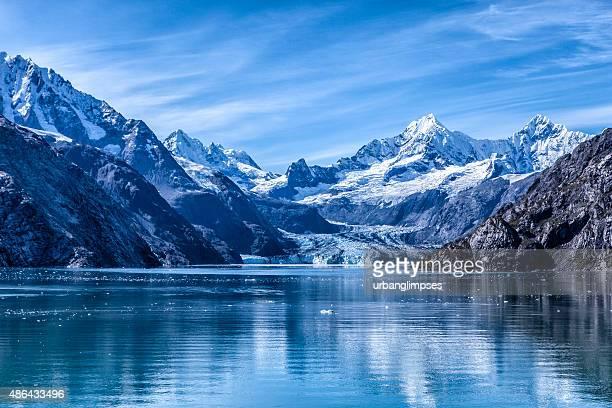 Parque nacional de Glacier Bay y preservar, Alaska