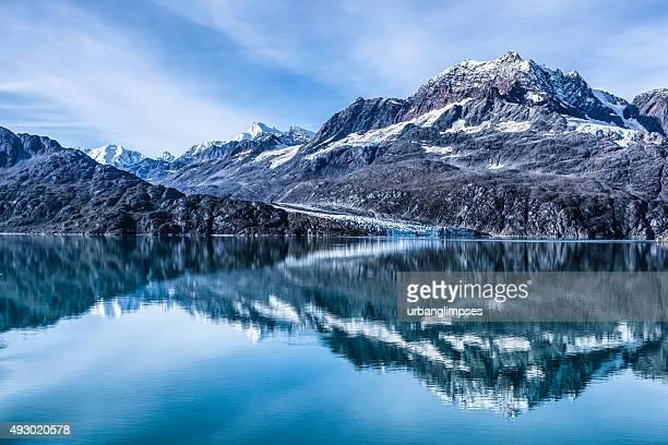 グレーシャーベイ国立公園と自然保護区、アラスカ