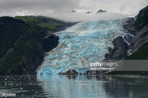 Glacier in Prince William Sound
