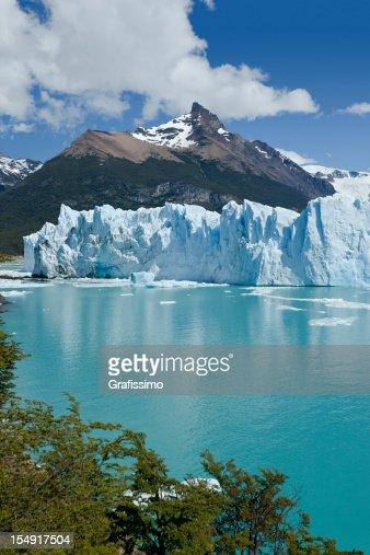 Glacier Perito Moreno National Park in Argentina, Patagonia