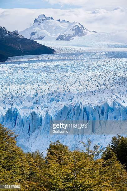 氷河ペリトモレノ国立公園、パタゴニア、アルゼンチン