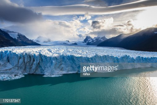 Glacier Perito Moreno, Patagonia
