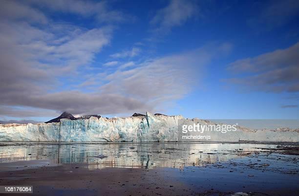 Gletscher-REFLEKTIONEN