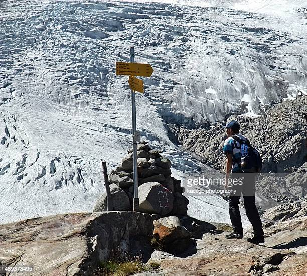 Glacier Tongue, Schlatenkees